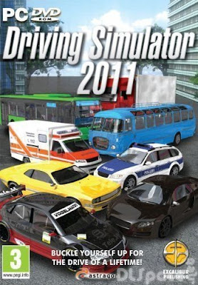 Download Driving Simulator 2011 PC Game
