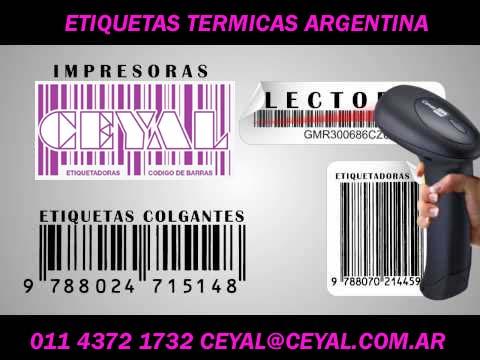 Impresora de Etiquetas Operación Logística Argentina