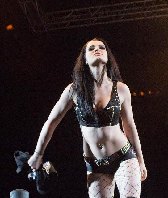 WWE Diva, Paige