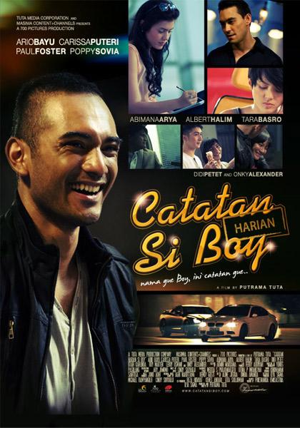 Catatan Si Boy: The Series Catatan Si Boy Film New Released 2011 Indonesia Cinema