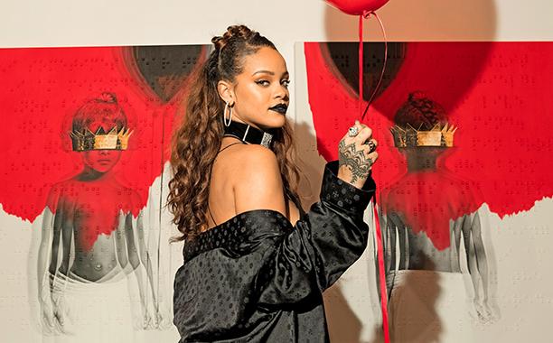 """El lanzamiento de """"ANTI"""" exclusivo para Tidal perjudicará el rendimiento comercial de Rihanna según Billboard."""