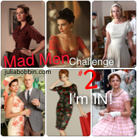Mad Men Challenge