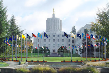 Oregon: How an Idea Becomes Law