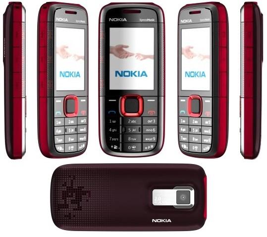 Nokia 5130 XpressMusic Games