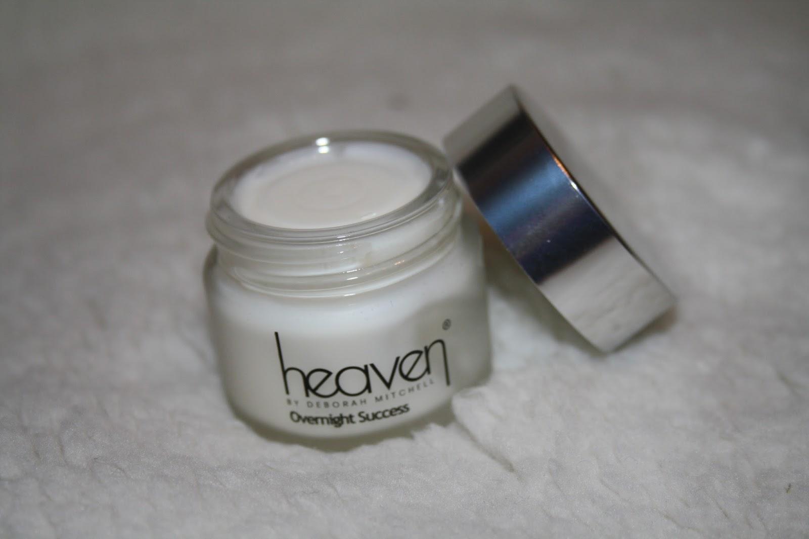 Heaven Skincare Overnight Success Cream