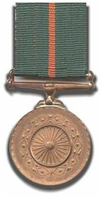 Gallantry awards - Ashok Chakra