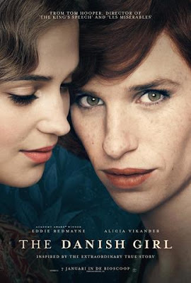 The Danish Girl (2015) English Movie DVDRip 550mb Download