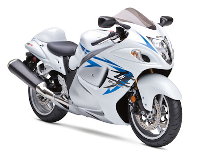photo Suzuki Hayabusa