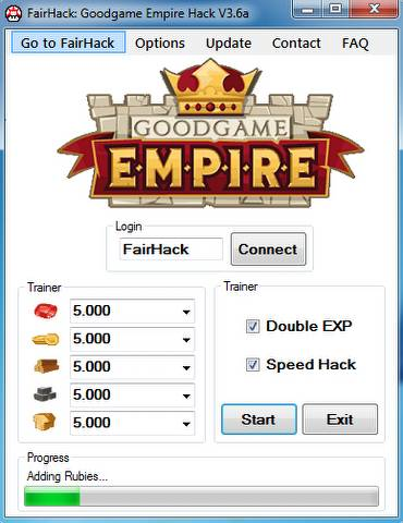 Goodgame Empire Hacks,Cheats And Trainer Download