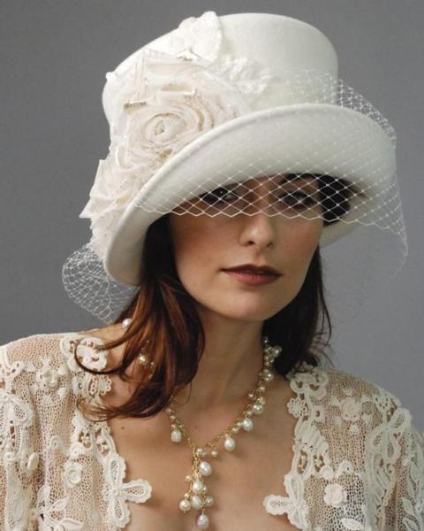 Bridal Hats Veils Style Straws Hats Fashion Hats