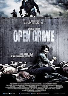 Open Grave 2013 Bluray