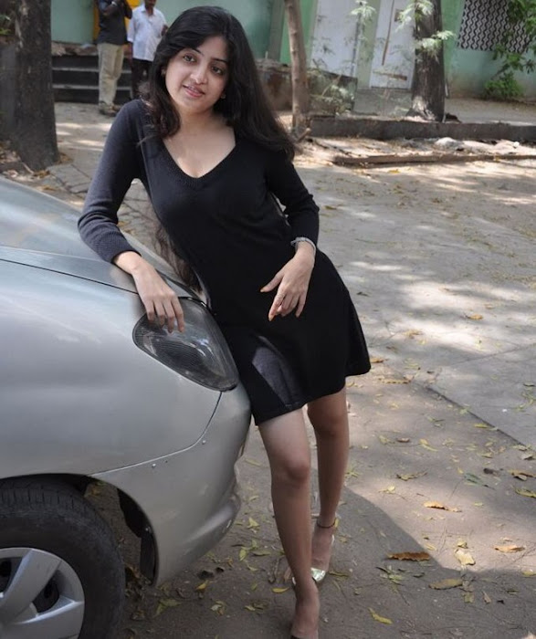 poonam kaur spicy in black skirt hot images