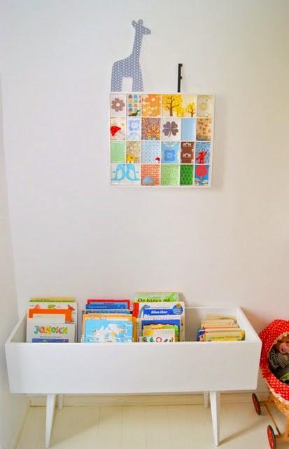 9 x inspiratie voor boekjes in de kinderkamer! | ondeugende spruit, Deco ideeën