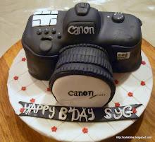 :: Camera Cake ::