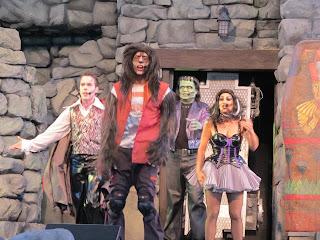 Universal Studios Florida Beetlejuice Graveyard Revue