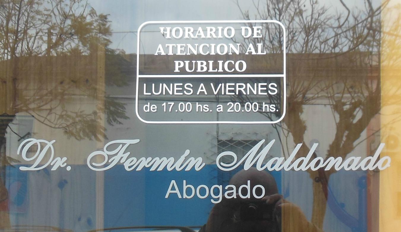 Abogado Fermín Maldonado