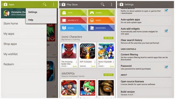 Google Play Store 4.6.16 APK
