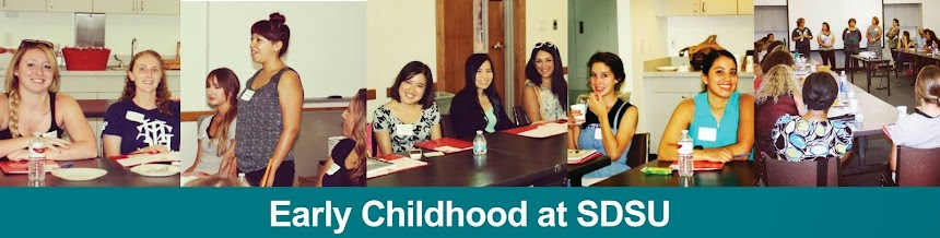 Early Childhood at SDSU