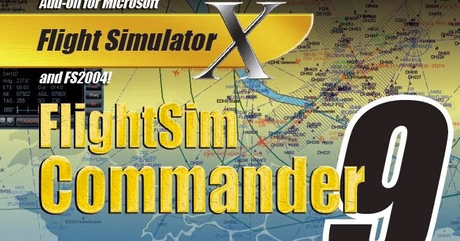 Flightsim Commander Торрент