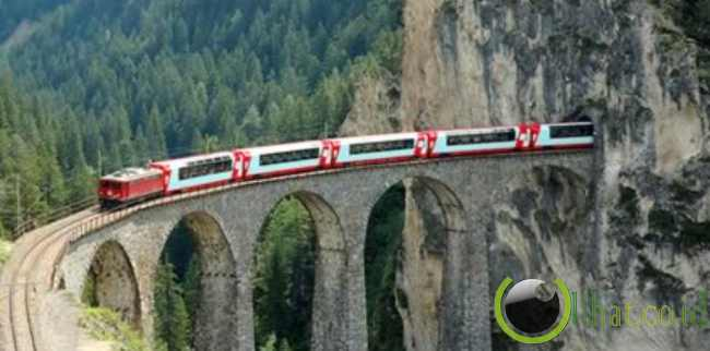 Menembus Gunung - Swiss
