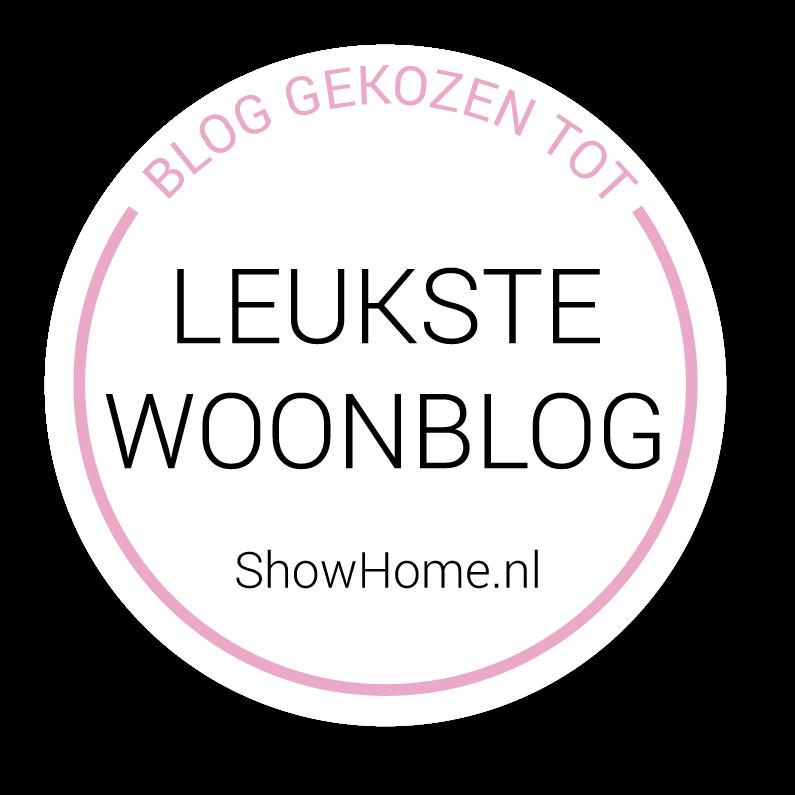 ik blog ook voor Showhome!