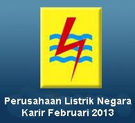 Lowongan Kerja PLN 2013 Bulan Februari Bidang Teknik Tingkat D3 & S1