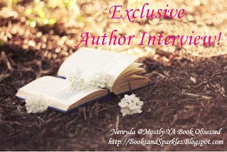 Author Interview and Excerpt: Monica Leonelle!