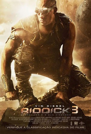 Download Riddick 3 BDRip Dublado (AVI e RMVB) + Assistir Online