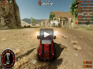 Gas Guzzlers: Combat Carnage Public Beta Demo