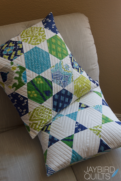 Candy Dish Pillows | Jaybird Quilts : quilts and pillows - Adamdwight.com