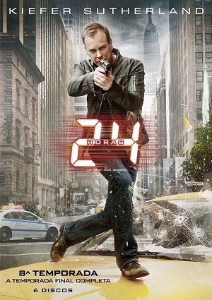 24 Horas - 8ª Temporada Séries Torrent Download capa