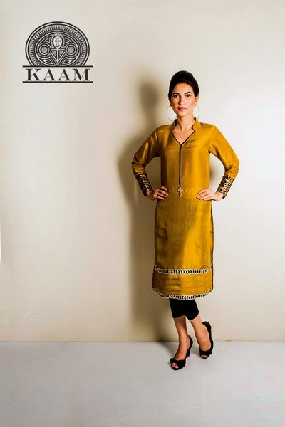 KAAM - Designer Embroidered Eid Dresses