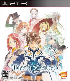 Download Tales of Zestiria Torrent PS3