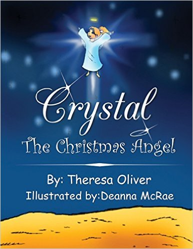Crystal the Christmas Angel