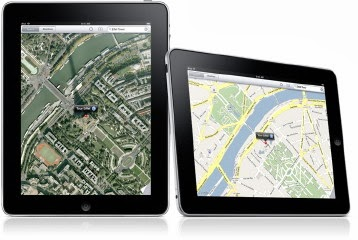 iPad Maps App Crashes Problem