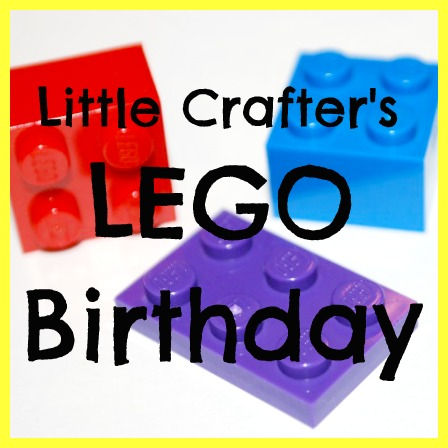 The Ultimate LEGO Party - Amy Latta Creations