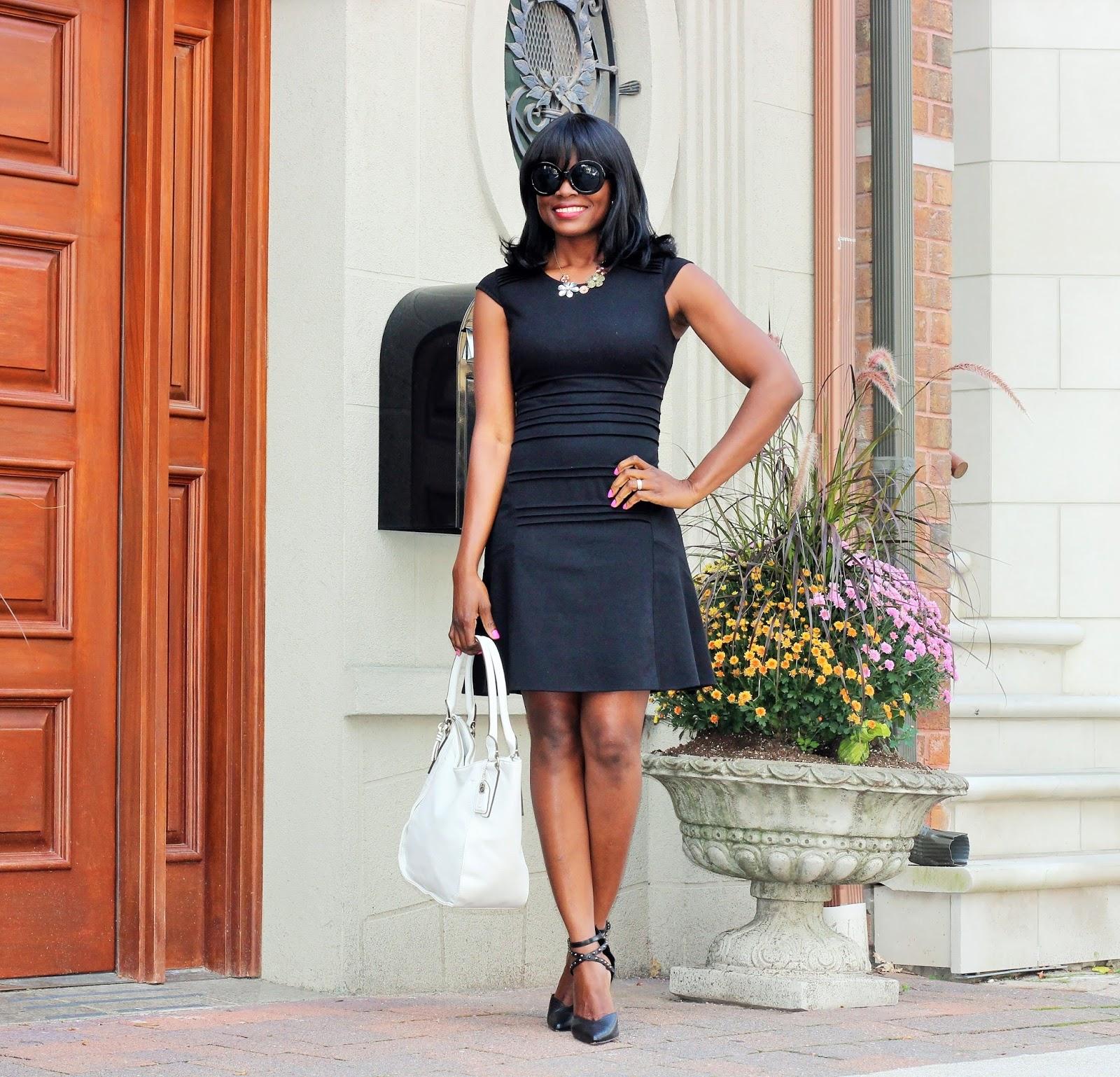Black Dress by Jennifer Lopez