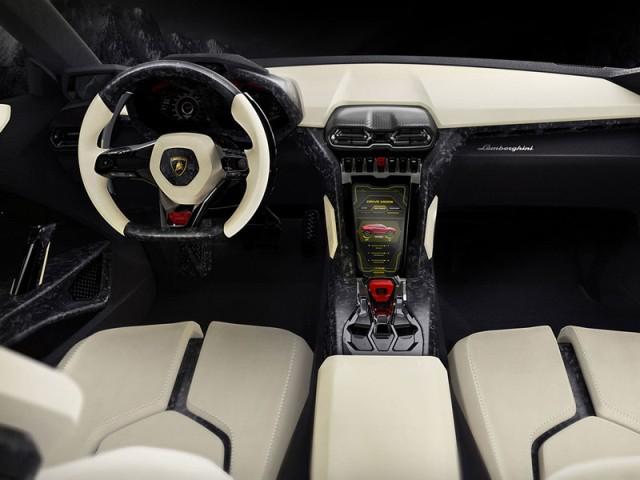 2013 Lamborghini Urus