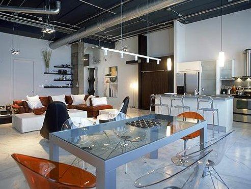 Fggd arquitectura interiorismo loft for Decorar piso tipo loft