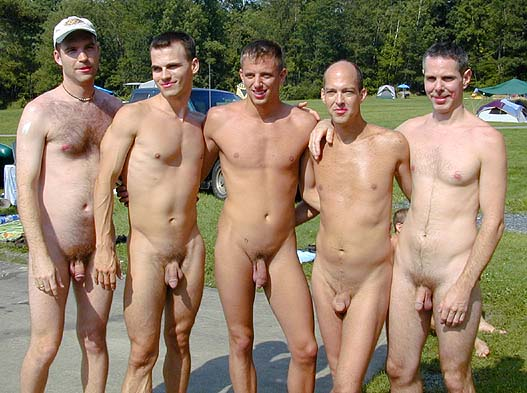 Me? Not Naked men groups think, that