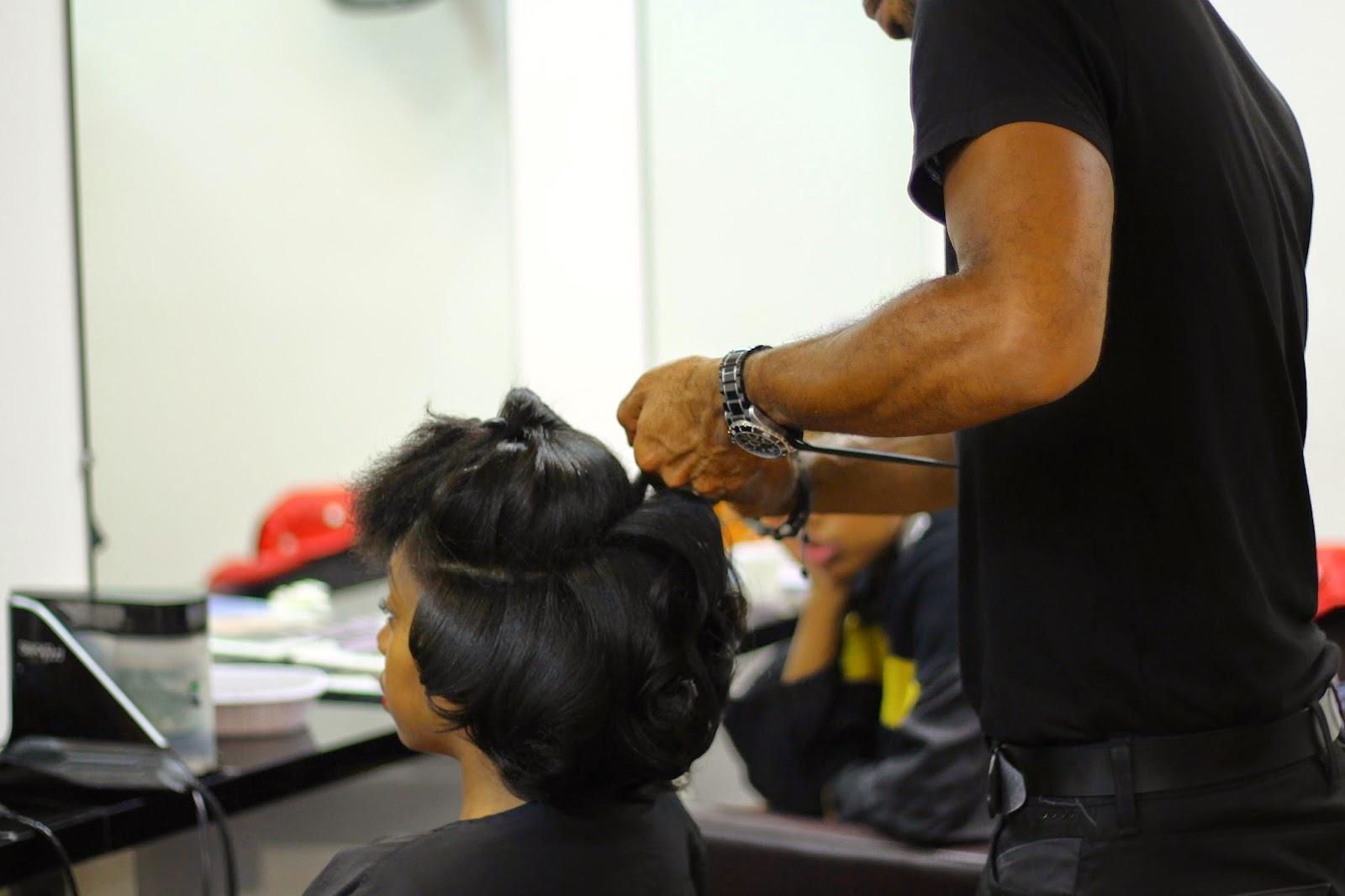 blackbeautybag blog beaut blog beaut noire retro style hair care by gilles boldron. Black Bedroom Furniture Sets. Home Design Ideas
