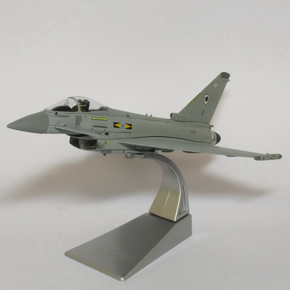 dora 9 diecast corgi aa36406 eurofighter typhoon. Black Bedroom Furniture Sets. Home Design Ideas