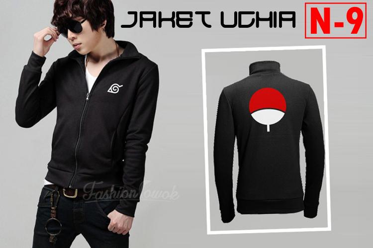 FASHION COWOK | Toko Jaket Online | Jaket Crows Zero | Jaket Korean Style | jual murah Jaket Anime Naruto - Uchiha symbol | Jaket National Geographic