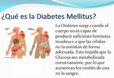 Mente sana in Cuerpo sano: ¿ Que es la diabetes mellitus