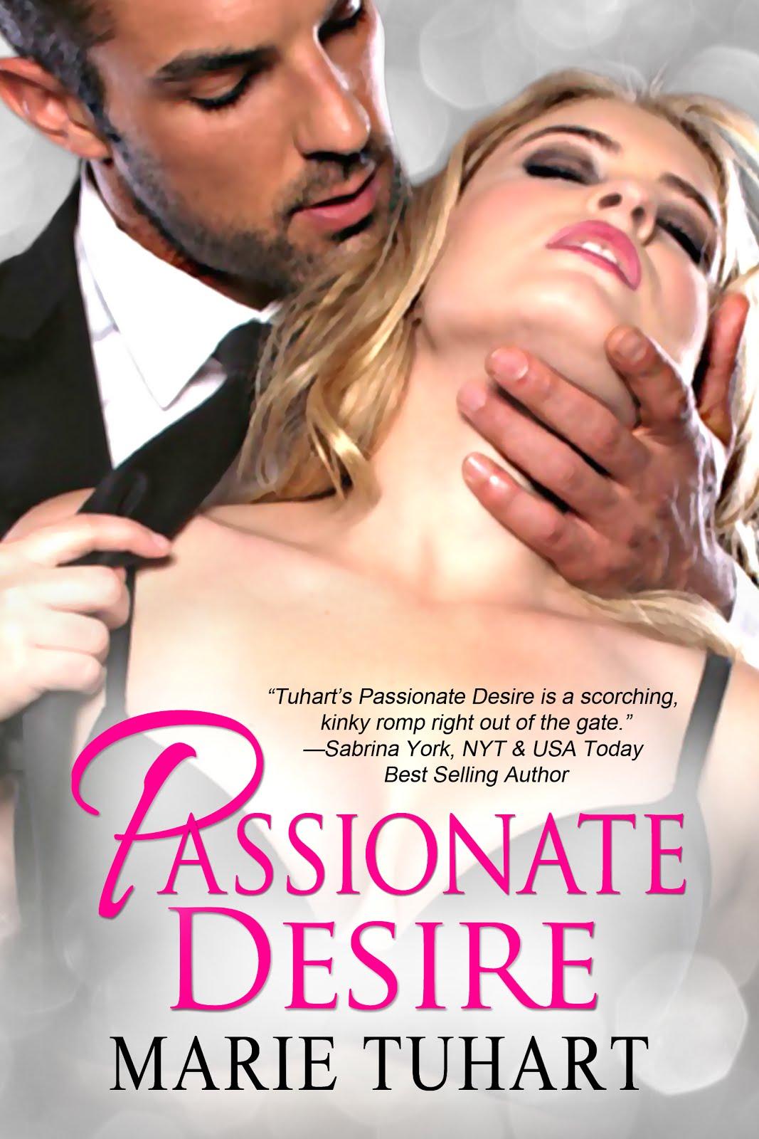 New Release: Passionate Desire