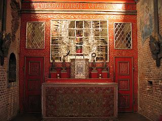 Madonna Loreto Praga