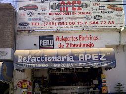 REFACCIONARIA APEZ