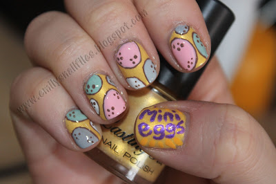 70 spring  easter nail art ideas part one