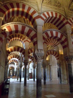 Mesquita or mosque in Cordoba, Southern Spain