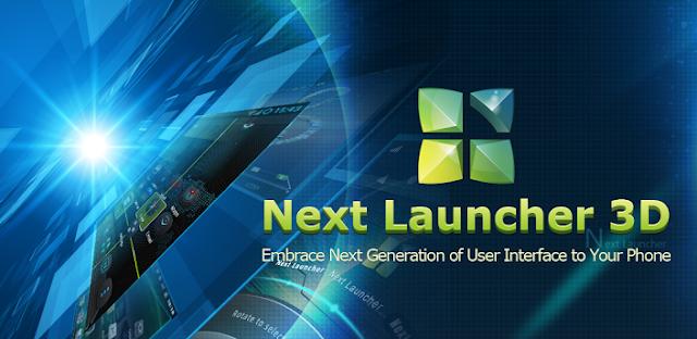 Next Launcher 3D v1.32 Final